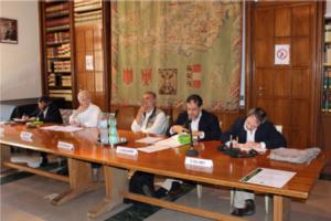 I Relatori: V. Lingiardi, G, Amadei, G. Caviglia, F. De Bei, M. Giannoni
